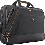 Solo Focus Briefcase, 17.3, Black (UBN300-4)