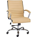 QB Bresser Luxura Tan Managers Chair