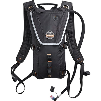 Ergodyne® Chill-Its® 5156 Premium Low Profile Hydration Pack , 2 Liter, Black