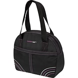 Rachael Ray™ Bowler Lunch Tote; Black