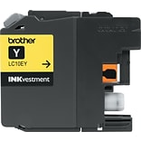 Brother LC10E Yellow Ink; LC10EY, Extra High Yield