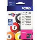 Brother® Innobella™ LC201M Magenta Ink Cartridge