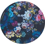 Cynthia Rowley Mouse Pad Cosmic Blk Floral