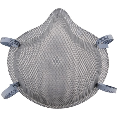 Dirt Dawgs® N95 Grade Medium/Large 2-Strap Series 1200 Disposable Particulate Respirator