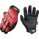 Med. Red Synthetic High Dexterity Gloves