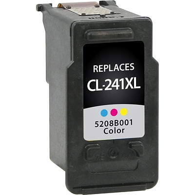 Quill Brand Remanufactured Canon CL-241XL Ink Color (100% Satisfaction Guaranteed)