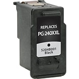 Quill Brand® Remanufactured Inkjet Cartridge, PG-240XXL (5204B001), Black, Extra High Yield