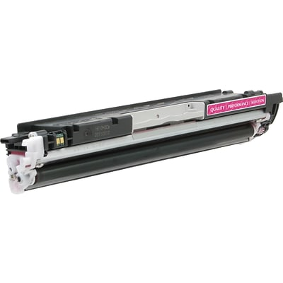 Quill Brand Remanufactured HP 126A Toner Magenta (100% Satisfaction Guaranteed)