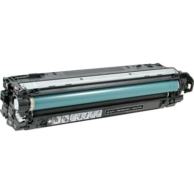 Quill Brand Remanufactured HP 307A Toner Black (100% Satisfaction Guaranteed)
