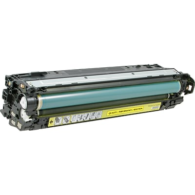 Quill Brand Remanufactured HP 307A Toner Yellow (100% Satisfaction Guaranteed)
