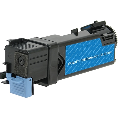 Quill Brand Remanufactured Dell 2150 Toner Cyan High Yield (100% Satisfaction Guaranteed)