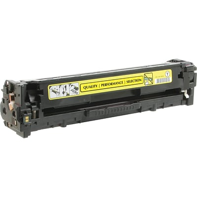 Quill Brand Remanufactured HP 131AToner Yellow (100% Satisfaction Guaranteed)