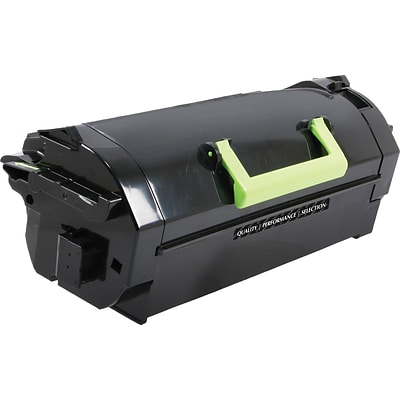 Quill Brand Remanufactured Lexmark MS710 Toner High Yield (100% Satisfaction Guaranteed)