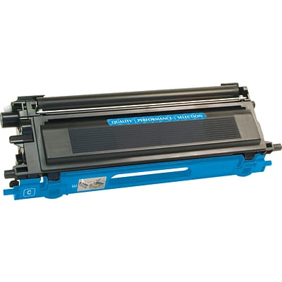 Quill Brand Remanufactured Brother TN115 High Yield Toner Cyan (100% Satisfaction Guaranteed)