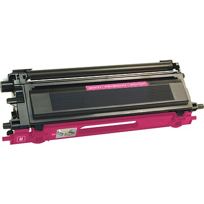Quill Brand Remanufactured Brother TN115 High Yield Toner Magenta (100% Satisfaction Guaranteed)