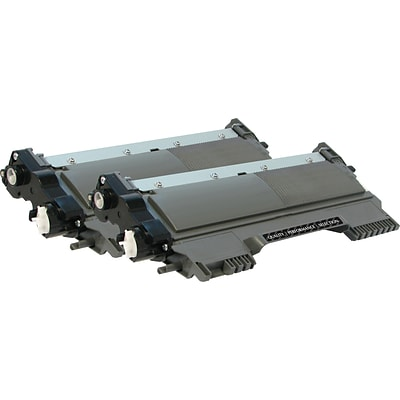 Quill Brand Remanufactured Brother TN450 High Yield Toner Multi-pack (2 cart per pack) (100% Satisfaction Guaranteed)