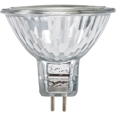 Philips Halogen MRC16 Lamp, 24° Narrow Flood, 50 Watts, 50PK