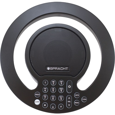 Spracht CP-2018 Aura Soho Plus Desktop Conference Phone