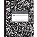 Roaring Spring Center Sewn Marble Cover Composition Book, 8 1/2 x 7, 36 Pages