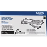 Brother TN-450 Toner Cartridge; Black, High Yield