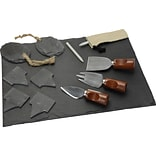 13-Piece Slate Cheeseboard & Party Tray