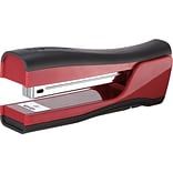 Stanley Bostitch® Dynamo™ Full-Strip Antimicrobial Desktop Stapler, Red