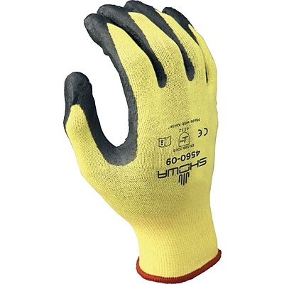 Best Manufacturing Company Gray & Yellow Cut Resistant 1 Pair Ultimate Gloves, XL