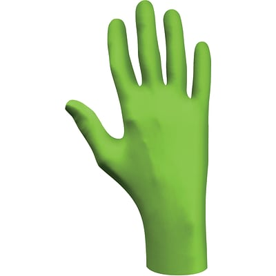 Best Manufacturing Company Green Cut Resistant PowderFree Disposable Glove, S