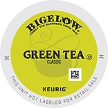 Bigelow® Green Tea, Keurig® K-Cup® Pods, 24/Box (GMT6085)