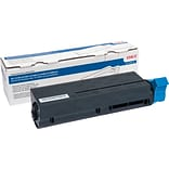 OKI® 45807101 Black Toner For B412, B432, B512, MB472, MB492, MB562, 3K Yield