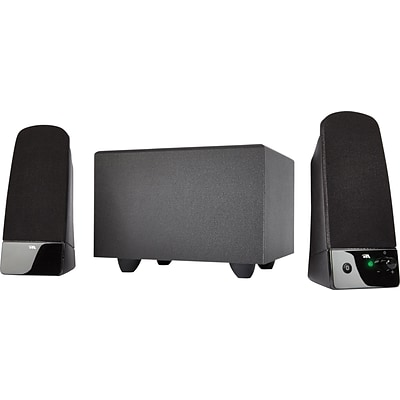 Cyber Acoustics 2.1 Speaker System with Subwoofer, 14 W (CA-3051)