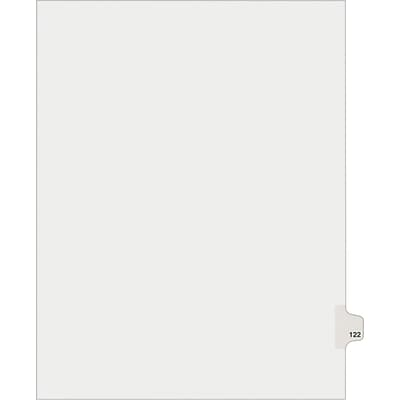 Avery® Individual Legal Dividers Avery® Style 1414, Letter Size, Tab N