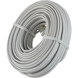 GE Line Cord, 50 Ft, White
