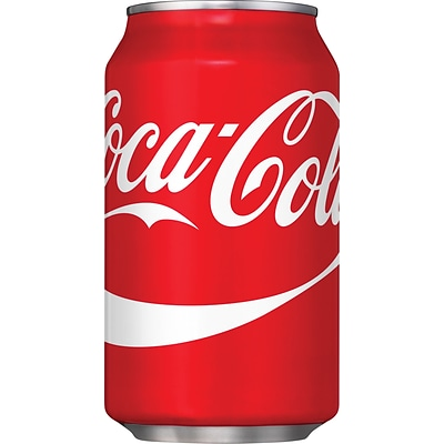 Coca-Cola®, 12 oz. Cans, 24/Pack