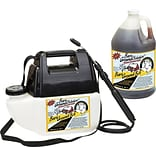 DBS Bare Ground Bolt Battery Sprayer Ice Melt with 1 Gallon Calcium Chloride (BGBPS-1C)