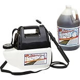 DBS Bare Ground Bolt Battery Sprayer Ice Melt with 1 Gallon Magnesium Chloride (BGPS-1)
