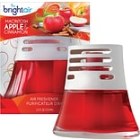 Apple & Cinnamon Scented Oil Air Freshener