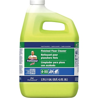 Mr. Clean Finished Floor Cleaner, 1 Gallon