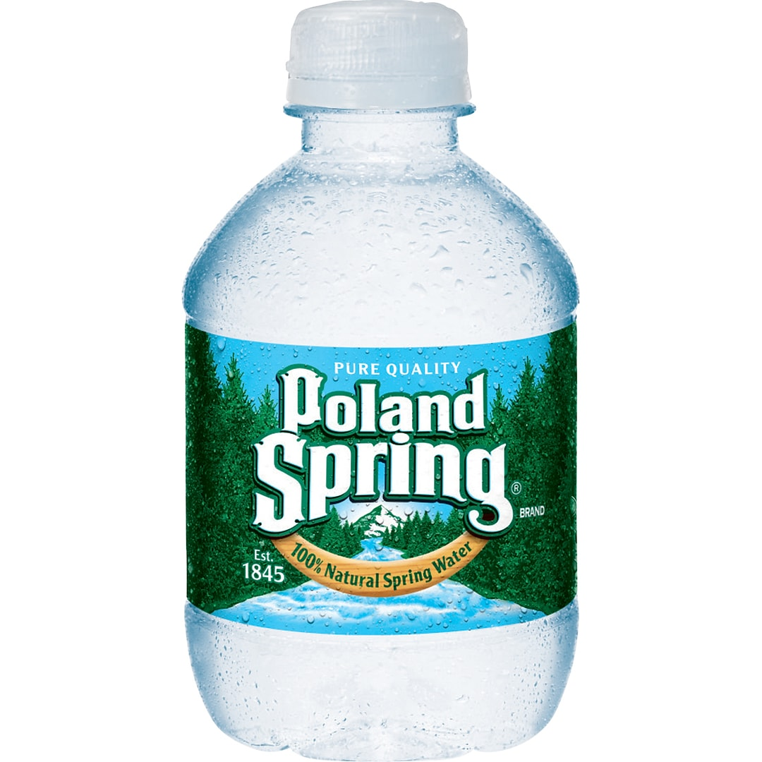 Poland spring bottled water 8 oz bottles 48case quill this web site is intended only for use by us residents sciox Gallery