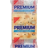 Nabisco® Premium Saltine Crackers, 500 2-Piece Packs per Carton