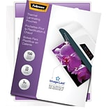 Fellowes® Letter-Size Laminating Pouch, 3 Mil, 11Hx9W, 150/Pack
