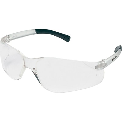 Crews® BearKat Safety Glasses, Frost Frame, Clear Lens (BK110AF)