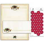 Great Papers® Holiday Kits Antique Horns , 25/Count