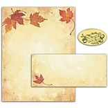 Great Papers® Holiday Kits Fall Leaves Kit , 25/Count