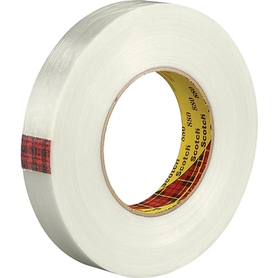 3M 880 Filament Tape, 3/4 x 60 yds., 48/Case
