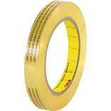 3M 1/2x72 yds 665 Double Sided Film Tape