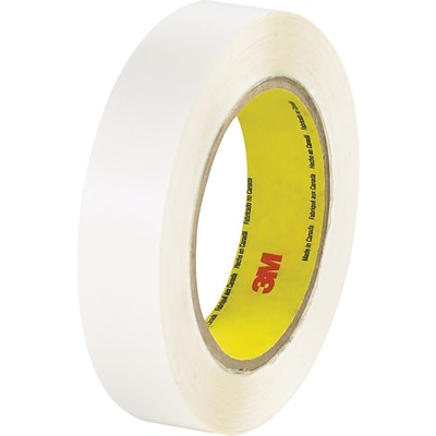 Scotch® #444 Double Sided Film Tape, 1x36 yds., 36/Case