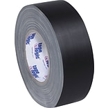 Staples® Industrial Gaffers Tape, Black, 2 x 60 yds., 3/Pack