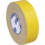 Staples® Industrial Gaffers Tape, Yellow, 2 x 60 yds., 3/Pack