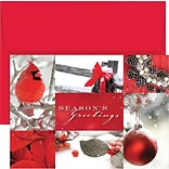 Great Papers® Winter Collage Holiday Greeting Card 18 Cards / 18 Envelopes